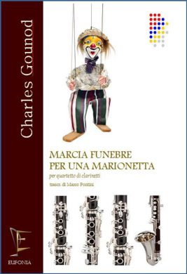 marcia funebre per una marionetta 4 cl