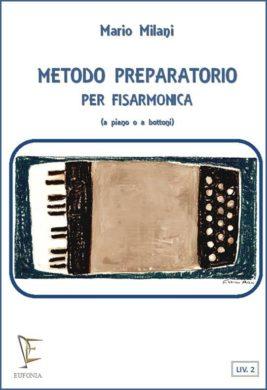 metodo per fisarmonica 2 liv