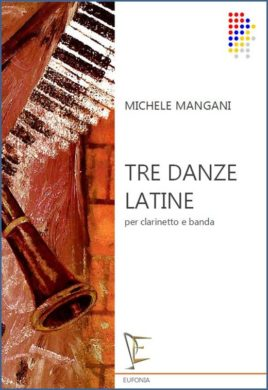 tre danze latine banda